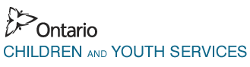 Ontario Ministry of Children and Youth Services logo